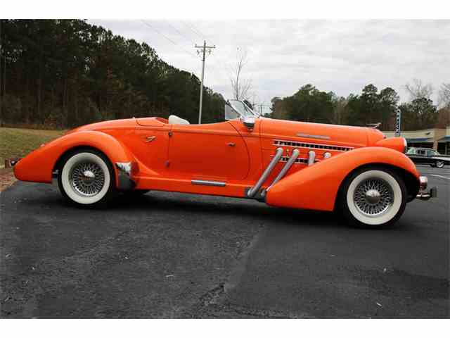 Picture of '36 Kit Car Boattail Offered by GAA Classic Cars Auction (Greensboro) - MVO1