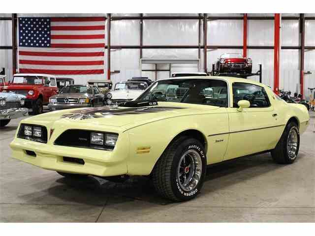 Picture of '81 Firebird - MVO4