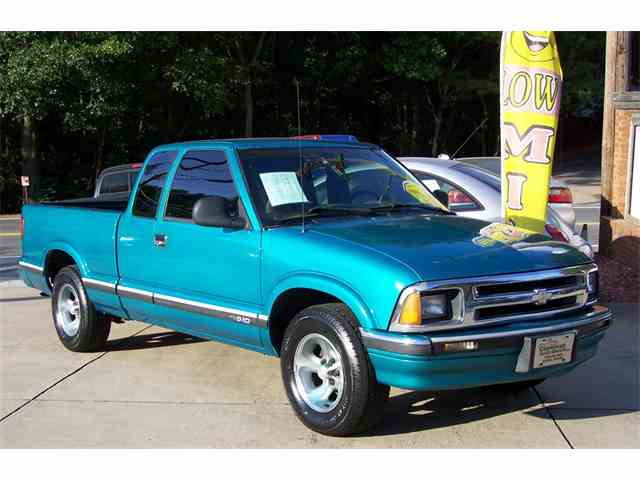 Picture of '95 S10 - MQH8