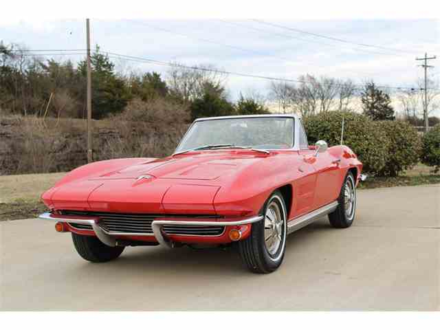 Picture of 1964 Chevrolet Corvette located in NORTH CAROLINA Auction Vehicle - MVOZ