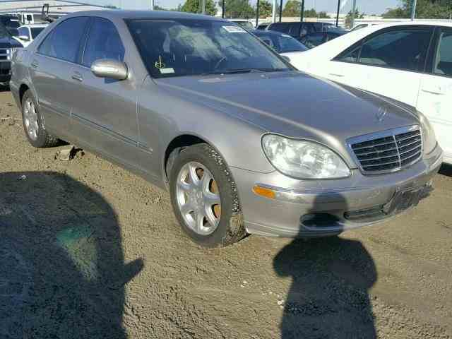 Picture of '04 S-Class - $5,999.00 - MVP6