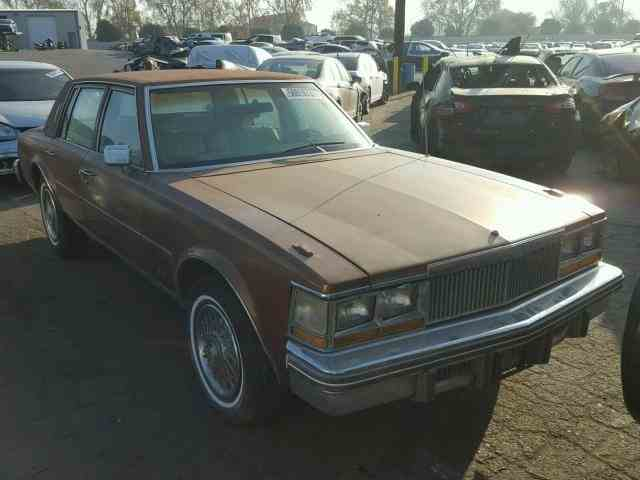 Picture of '78 Seville - MVP8
