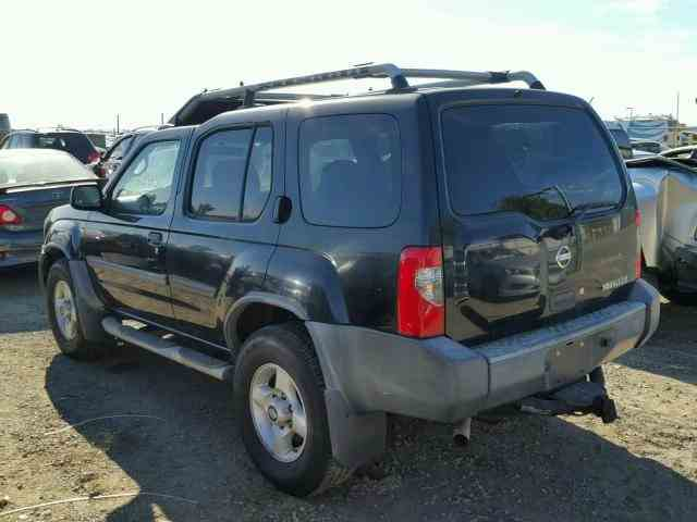 Picture of 2002 Nissan Xterra - MVP9
