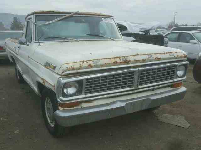 Picture of '70 Ford F150 located in Ontario California - $4,999.00 - MVPD