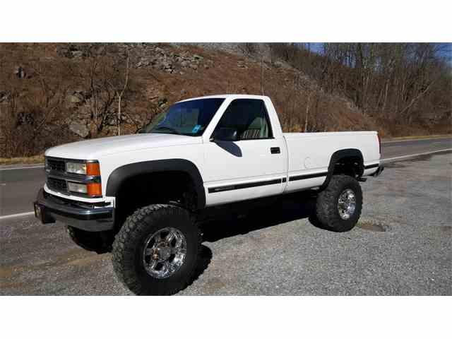 Picture of '00 Chevrolet C/K 2500 Auction Vehicle - MVPQ