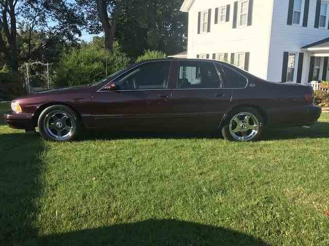 Picture of '96 Caprice Impala SS - MVPW