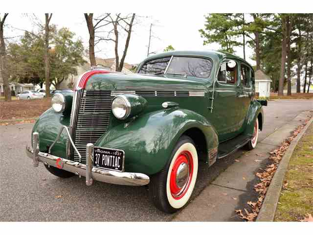 Picture of '37 Silverstreak Touring Sedan - MVQ1