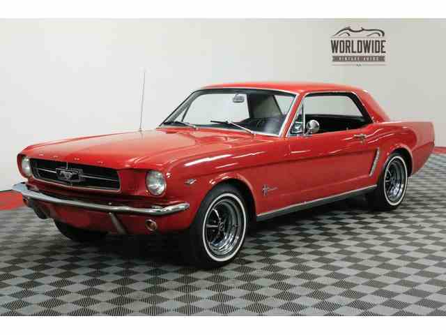 Picture of 1965 Mustang Offered by Worldwide Vintage Autos - MVQ6