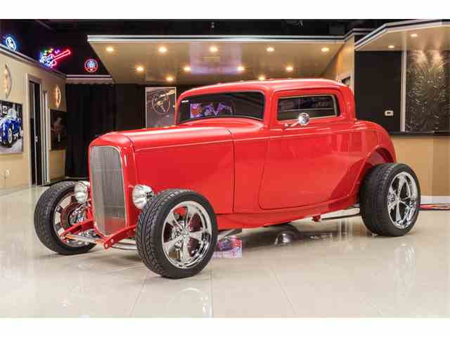Picture of 1932 Ford Coupe located in Plymouth Michigan Offered by Vanguard Motor Sales - MVQ7