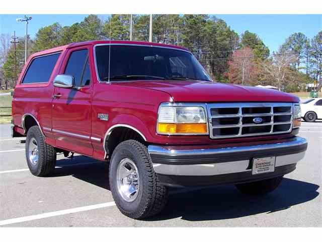 Picture of '93 Bronco - MQHH