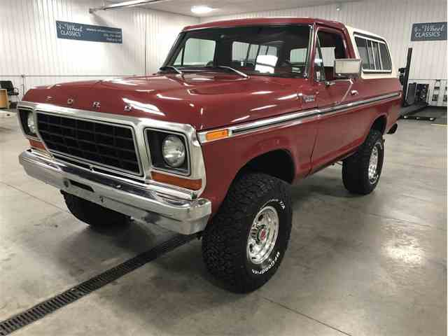 Picture of '78 Bronco - MVQS