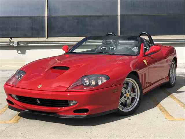 Picture of '01 550 Barchetta - MVQT