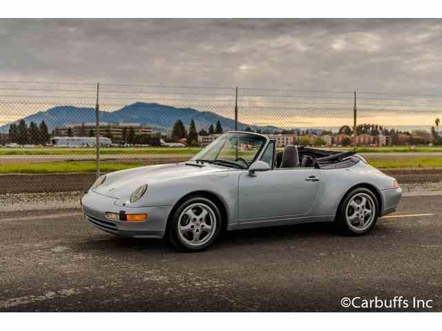 Picture of '95 Porsche 911 Carrera - $45,950.00 Offered by Carbuffs - MVQU