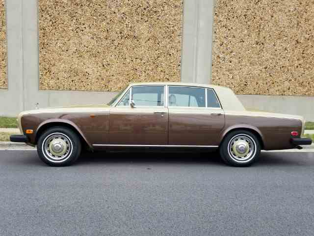Picture of '74 Silver Shadow - MVQX