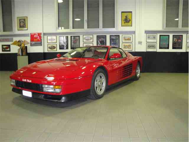 Picture of '87 Testarossa - MVR6