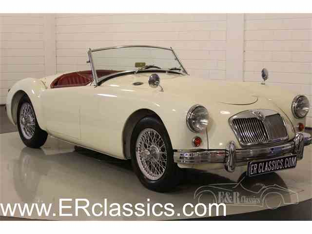 Picture of Classic 1959 MGA located in NOORD BRABANT - $45,850.00 Offered by E & R Classics - MVR7