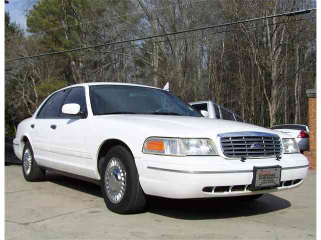 Picture of '00 Crown Victoria - MQHJ