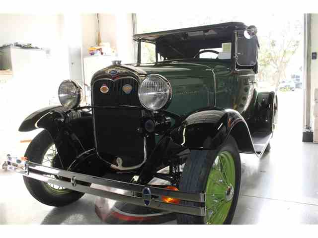 Picture of '30 Model A - MVRC