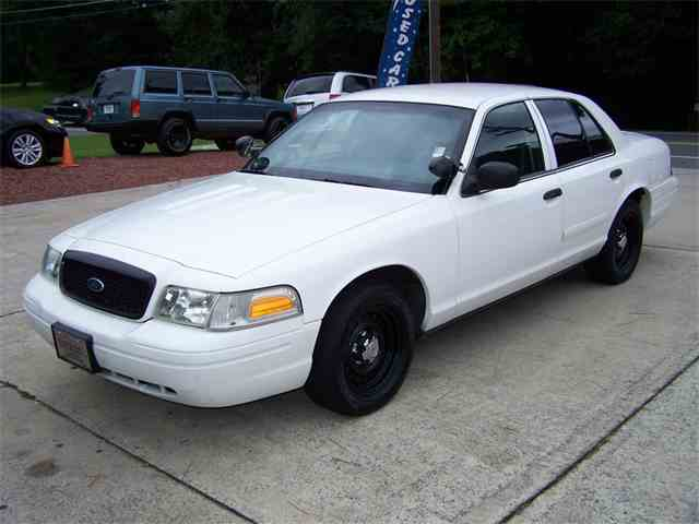 Picture of '02 Crown Victoria - MQHL