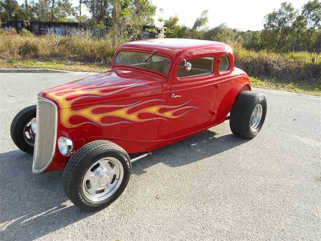 Picture of '33 Coupe - MVRW