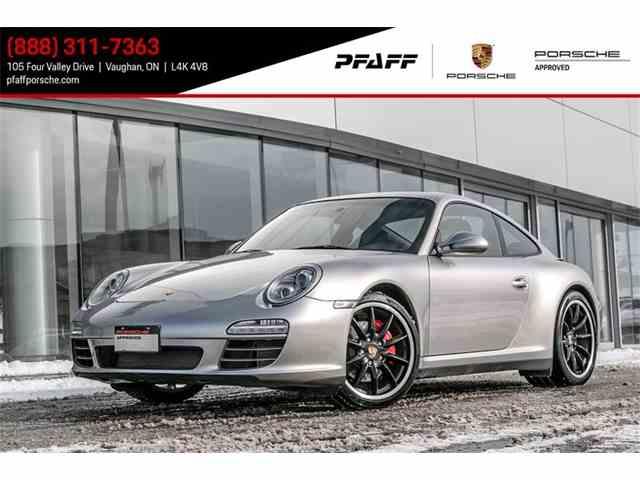 Picture of 2011 Porsche 911 Carerra 4S located in ONTARIO - $53,000.00 - MVSK