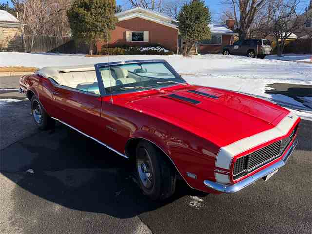 Picture of Classic 1968 Chevrolet Camaro RS - $47,500.00 Offered by a Private Seller - MVSL