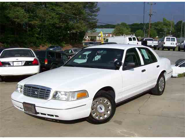 Picture of '05 Crown Victoria - MQHO