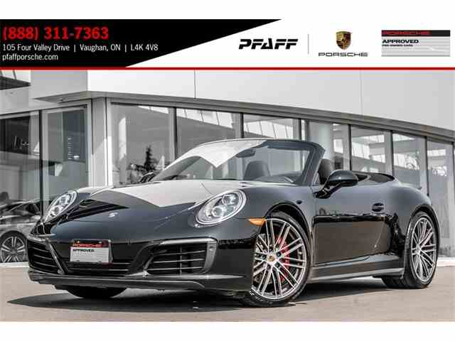 Picture of 2017 Porsche 911 Carerra 4S Offered by Pfaff Porsche - MVSS