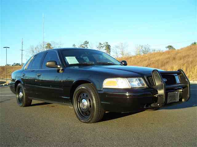 Picture of '08 Crown Victoria - MQHP