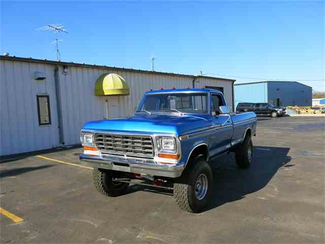 Picture of '78 F150 located in Manitowoc Wisconsin - $22,500.00 - MVT1