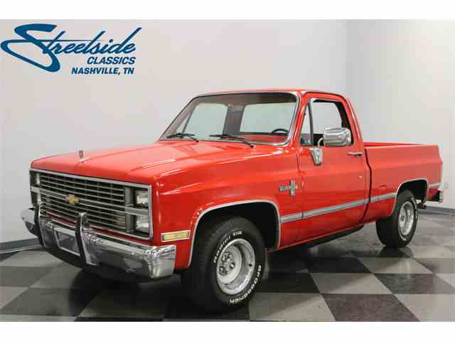 Picture of 1984 C10 Silverado Offered by Streetside Classics - Nashville - MVT8