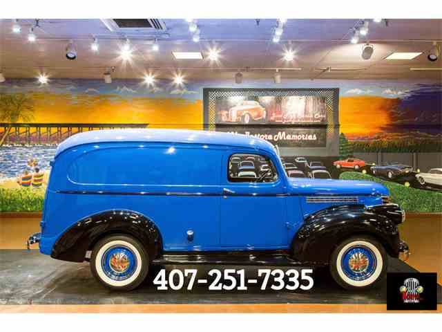 Picture of '46 1/2 Ton Pickup - MVTA