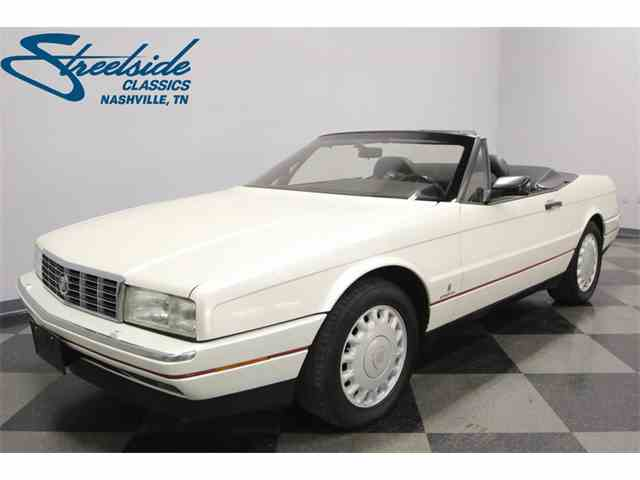 Picture of 1992 Cadillac Allante located in Lavergne Tennessee - $11,995.00 Offered by Streetside Classics - Nashville - MVTU