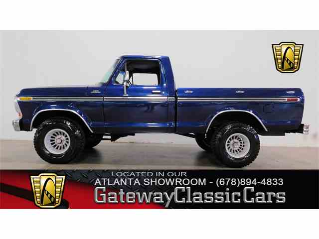 Picture of '78 F150 - $19,995.00 Offered by Gateway Classic Cars - Atlanta - MVTY