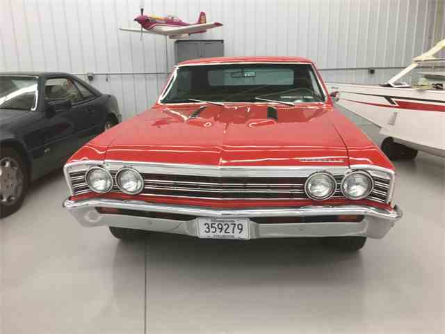 Picture of '67 Chevrolet Chevelle - $49,900.00 - MVTZ