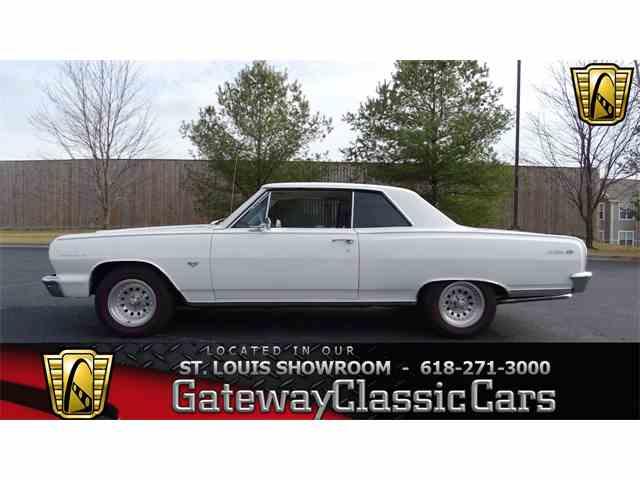 Picture of 1964 Chevrolet Chevelle located in O'Fallon Illinois - $32,595.00 - MVU0