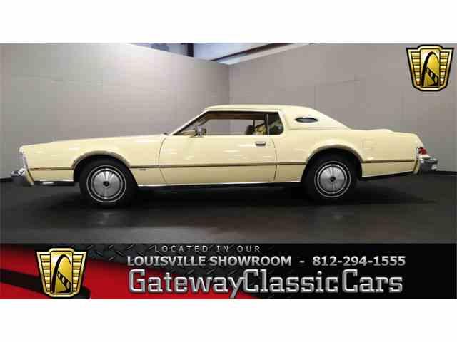 Picture of '76 Continental - MVU1