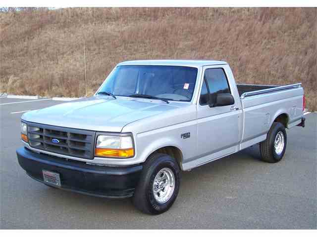 Picture Of 96 F150