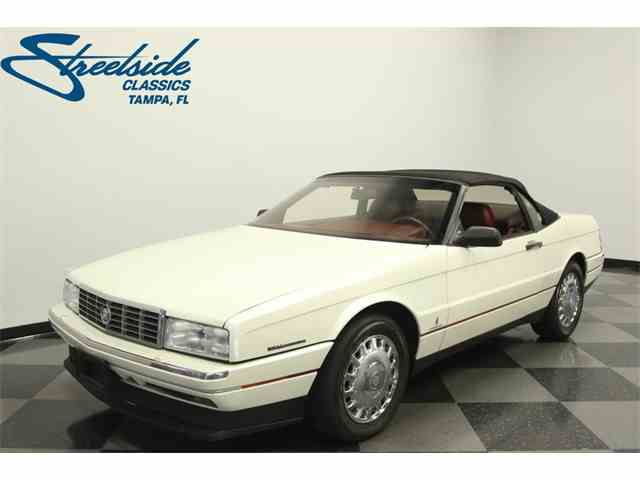 Picture of '93 Cadillac Allante located in Florida Offered by Streetside Classics - Tampa - MVUG