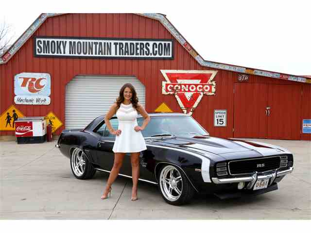 Picture of Classic 1969 Camaro RS - $56,995.00 Offered by Smoky Mountain Traders - MVUJ