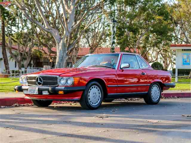 Picture of '87 560SL - MVVH
