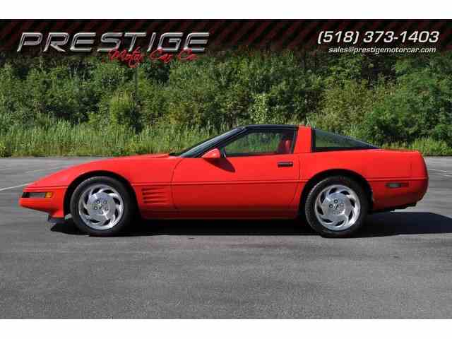 Picture of '93 Corvette located in New York Auction Vehicle - MVVW
