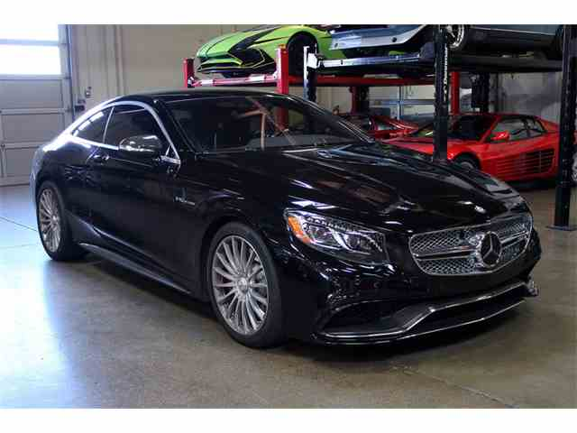 Picture of '15 S-Class AMG - MVW1