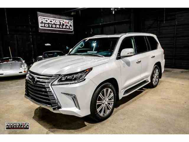 Picture of '16 LX570 - MVW2