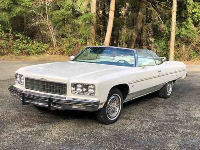 Picture of '75 Caprice - MVWL