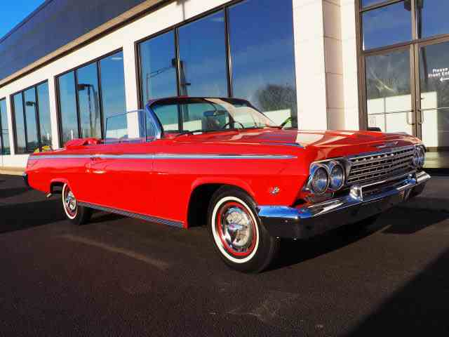 Picture of Classic 1962 Impala located in Marysville Ohio - $64,999.00 Offered by Nelson Automotive, Ltd. - MVWW