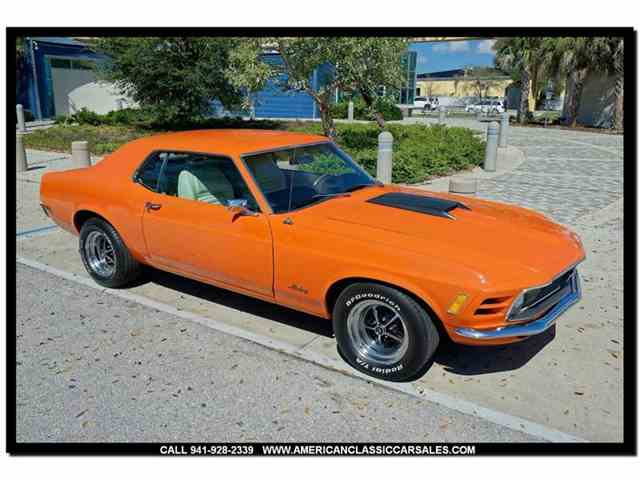 Picture of '70 Mustang - MVXG