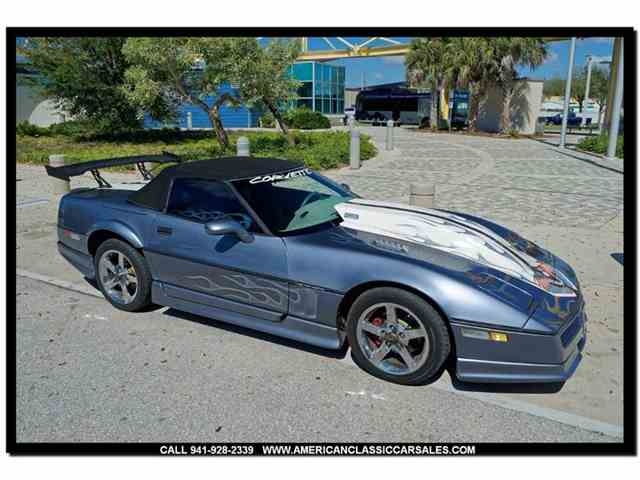 Picture of '90 Corvette - MVXI