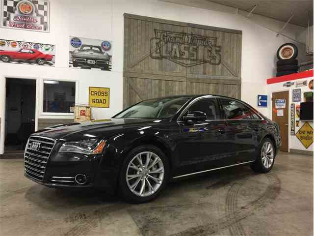 Picture of '12 Audi A8 - $21,990.00 - MVXT