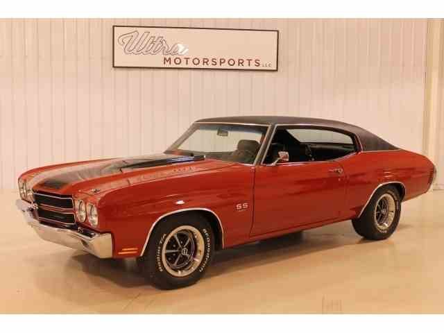 Picture of Classic 1970 Chevelle SS located in Indiana - $47,500.00 Offered by Ultra Motorsports - MVXV